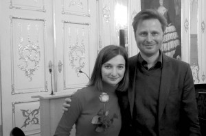 Guranda Gabelaia und Markus Schmitt